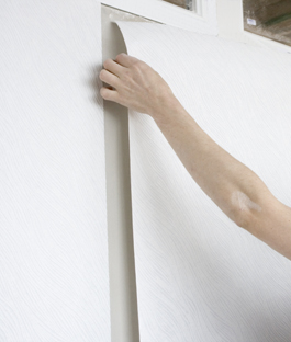 Udo totaalonderhoud for Behang voor slechte muren